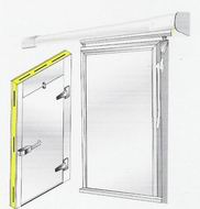 Modular Cold Room Walk In CoolerFreezer Coldroom Panel