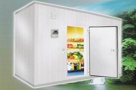 Modular Cold Room Of Walk In Cooler Freezer